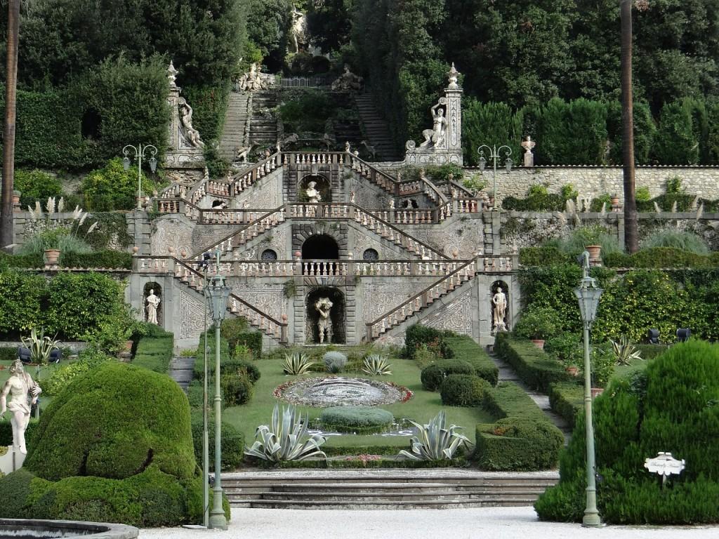 PINOCCHIO e Villa Garzoni di Collodi
